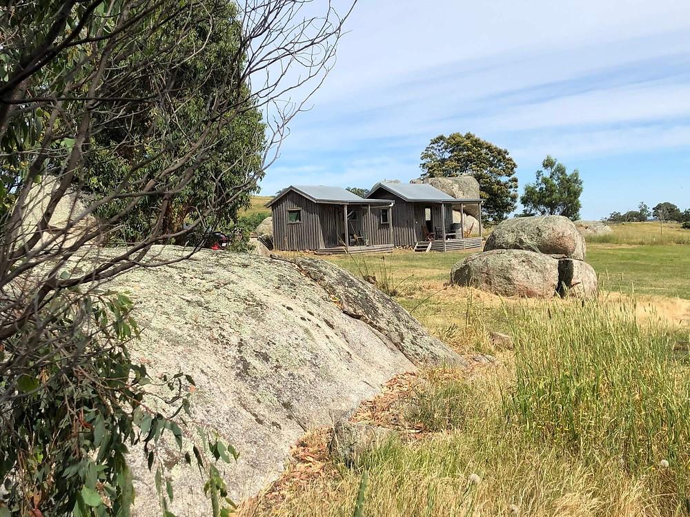 Truffle farm house