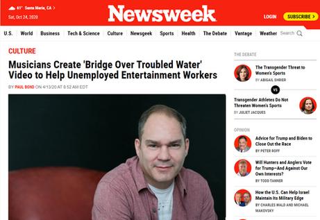 Newsweek - Shie Rozow Lumos PR Stephanie Pfingsten