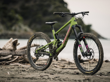 RELEASE: The all-new Santa Cruz Nomad