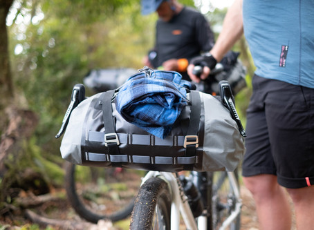 REVIEW: Blackburn Outpost Elite Bikepacking Bags