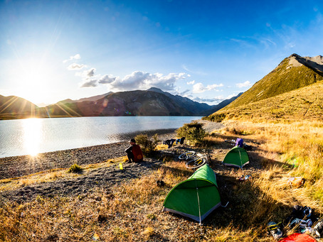 Bikepacking Gear Guide – Part Three: The Camp Kit