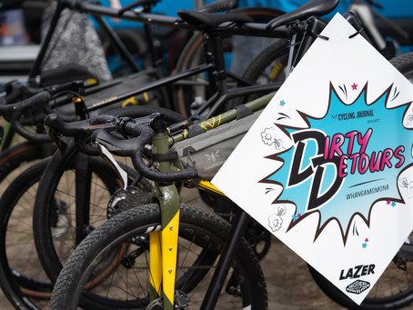 Dirty Detours: Pop-Up Ride #1.  Presented by Shimano