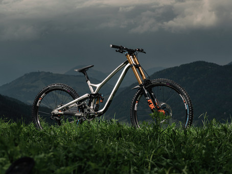 NEWS: Commencal's new Supreme WC Prototype