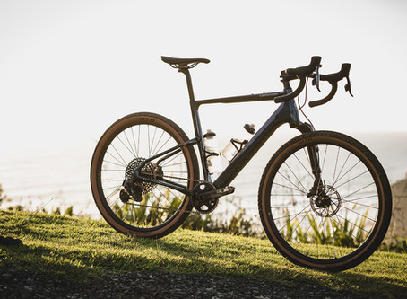 REVIEW: Cannondale Topstone Carbon Lefty 1