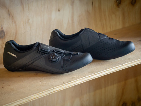 Review: Shimano RC3 Shoes