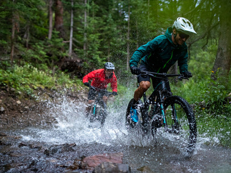Release: The all-new Canyon Lux Trail CF