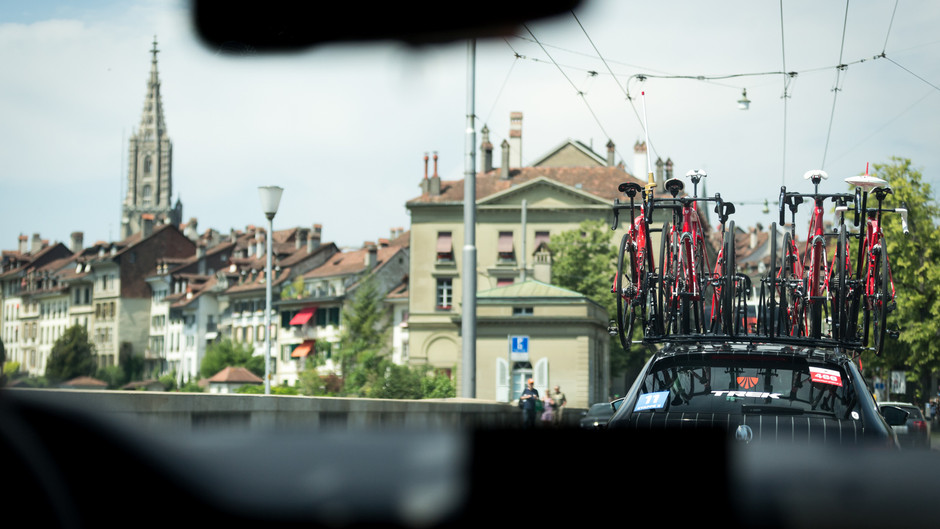 Story: The Life Of A Soigneur