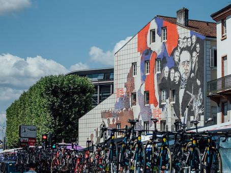 STORY: Photo Circus at Tour de France