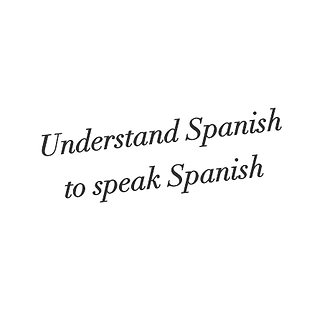 Understand Spanish to speak Spanish.png