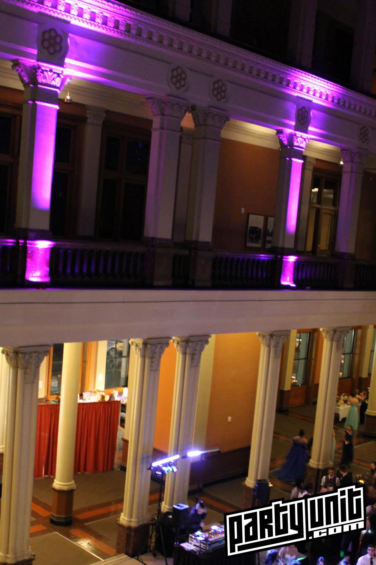 Party Unit - Ambient LED Up-Lights