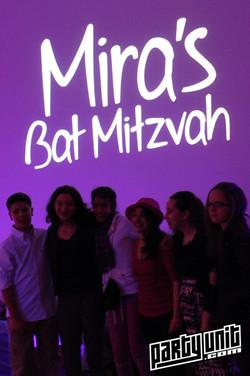 Party Unit - Bar / Bat Mitzvah