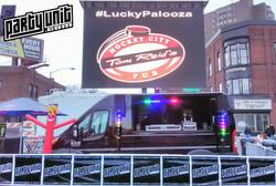 #LuckyPalooza