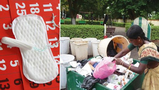 Use, Throw and Forget – Or Do We? The Health, Environmental & Social Hazards Of Sanitary Napkins