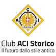 ACI Storico Logo con scritta nera - logo