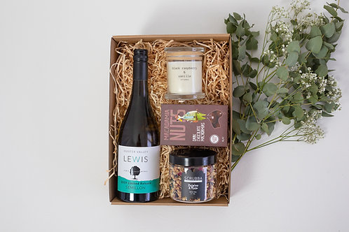 The Happily Ever Pamper Hamper with Semillon
