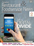 Canadian Restaurant & Foodservice News Magazine