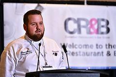 David Cocker – Corporate Chef, Reuven Internationalg