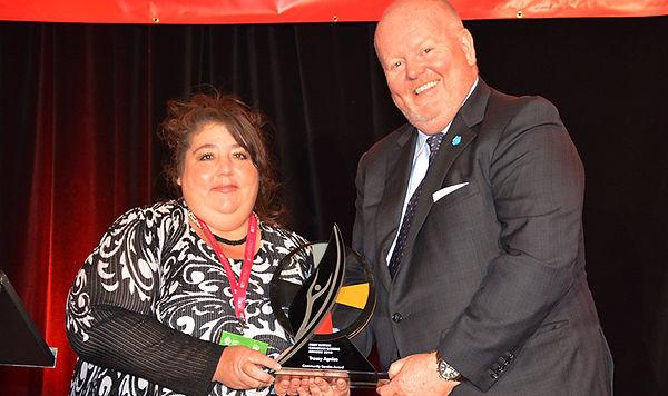 Tracey Aginas,Alexis Naktota Sioux Nation