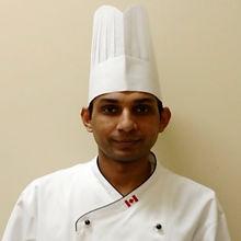 Chef Gaurav Saxena