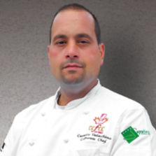 Carmelo Vadacchino, Corporate Chef and Brand Ambassador, Fornoteca Pizza Ovens, F. Dick Knives Canada and Food Supplies
