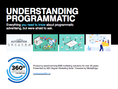 Complimentary Programmatic White Paper