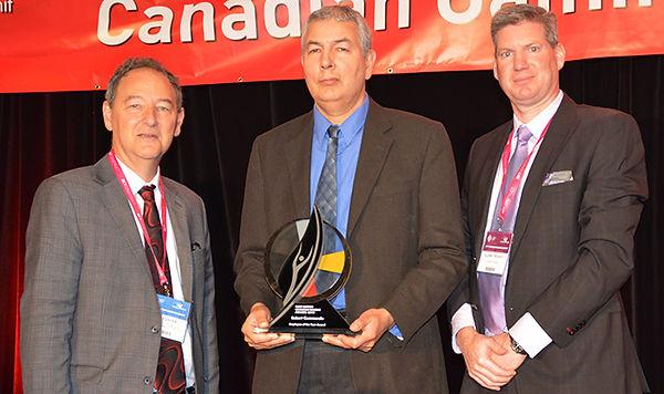 Robert Commanda,Nipissin First Nation, Lead Gaming Technician Slots, Casino Rama
