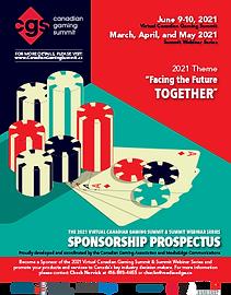 2021 Canadian Gaming Summit Sponsor Kit