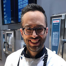 Kevin Pelissier, National Corporate Chef, RATIONAL