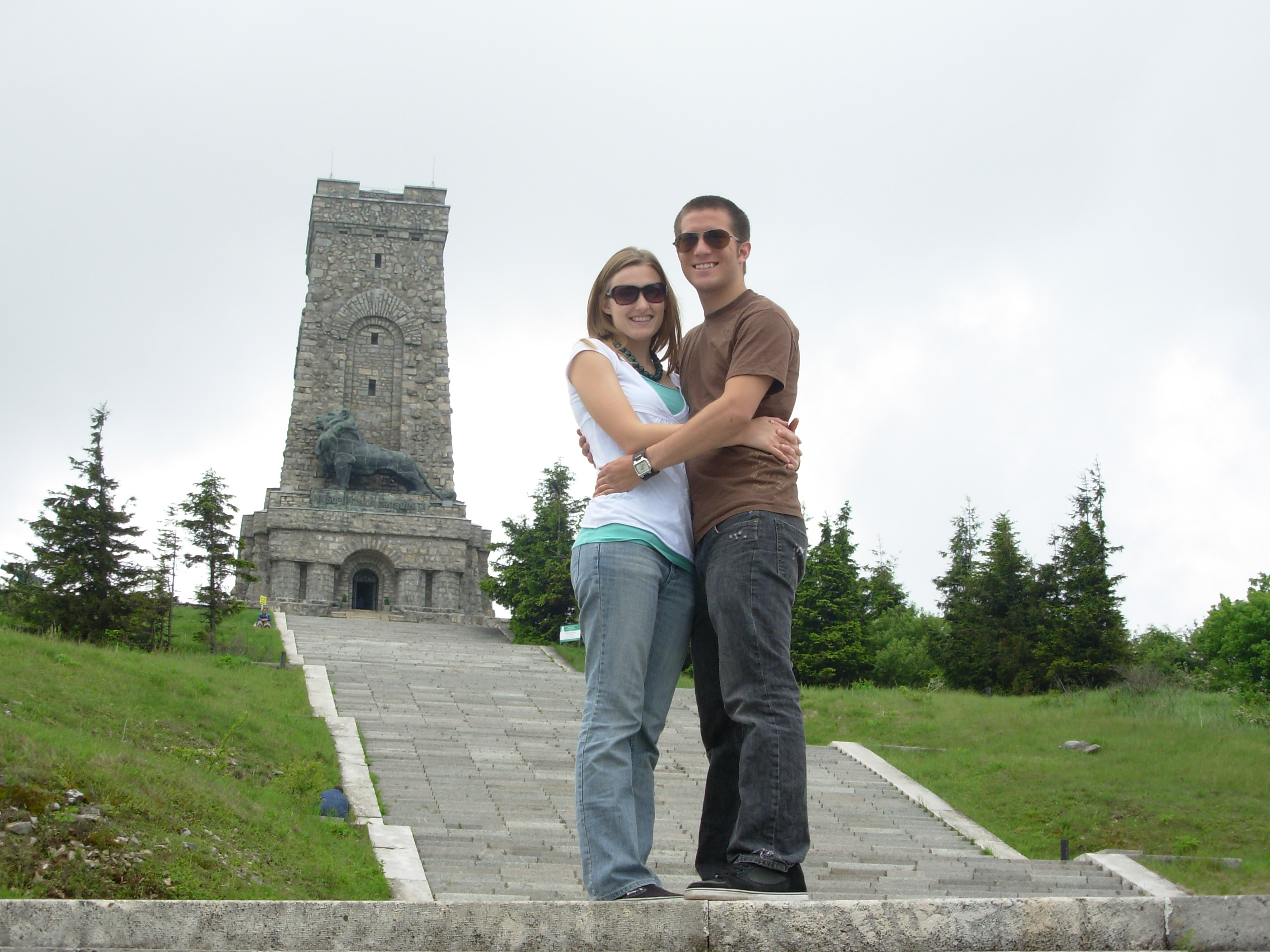 First time at Shipka together