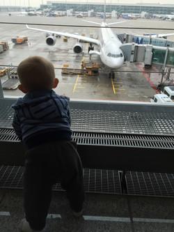 Tiny world traveler