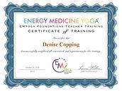ONLINE Foundations Certificate_ Denise.j