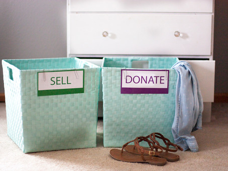 De-Cluttering Helps!