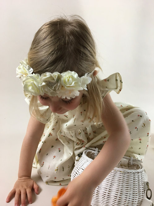 Abito Petites Fleurs