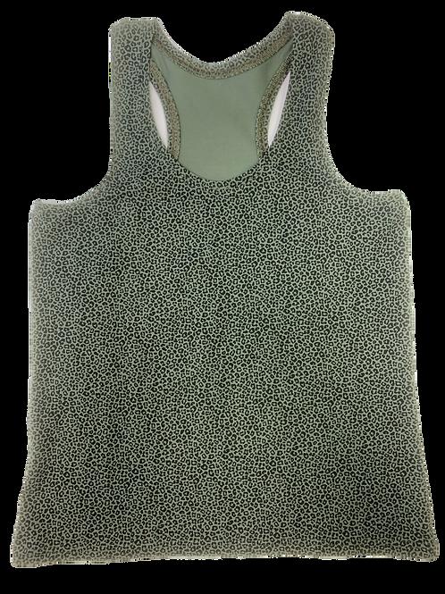 Canottiera Leopard