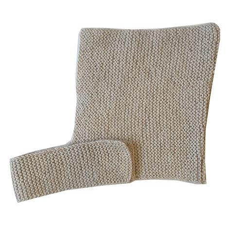 Berretto-sciarpa