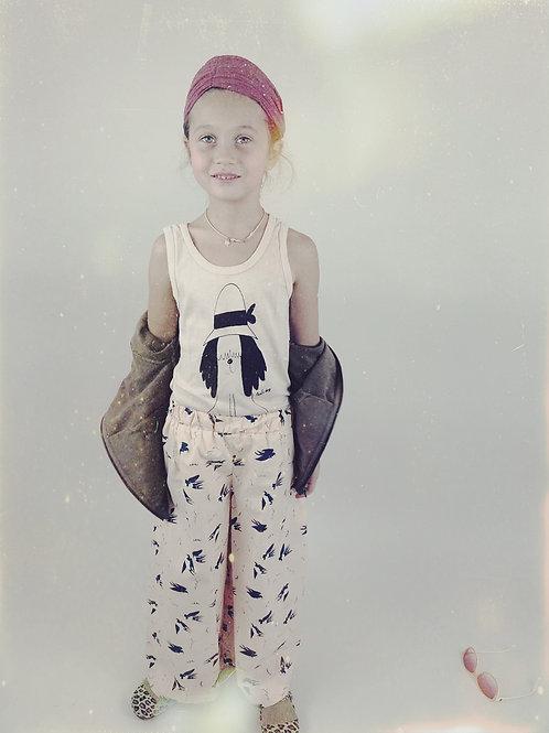 Pantalone Charlotte Rondini