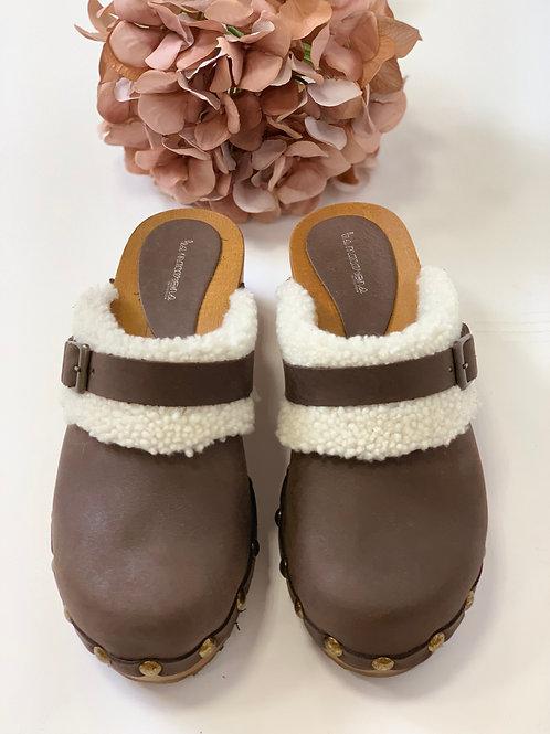 Clogs Clotilde Chocolat S.