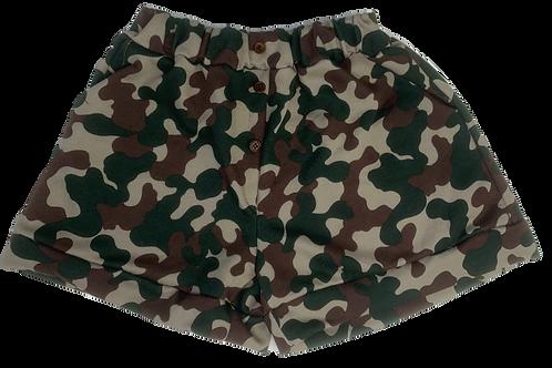 Short Pomette Camouflage