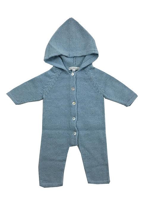 Grenouilleur bébé Bleu cièl