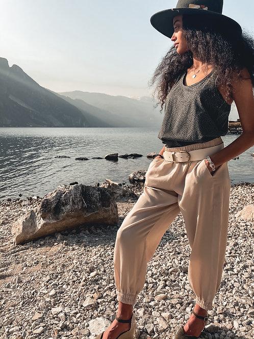 Pantalone Safari Burro