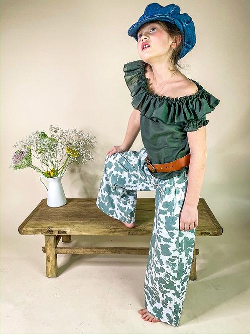 Pantalone Camouflage
