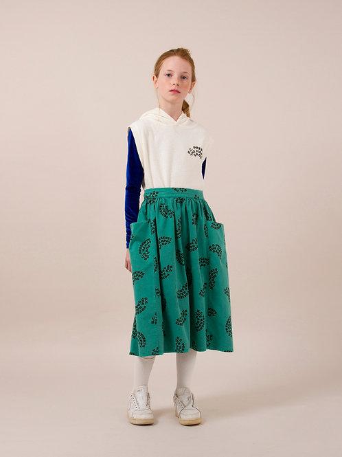 6/7 The Happy Sads Midi Skirt