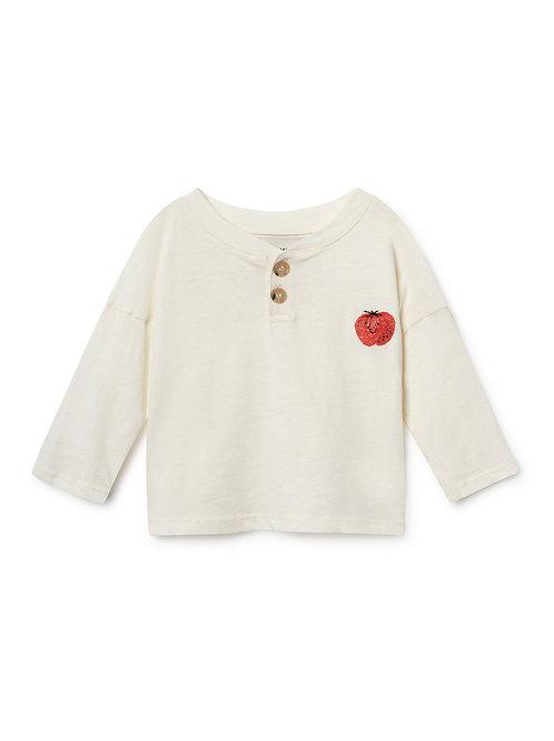 Strawberry Buttons T-Shirt