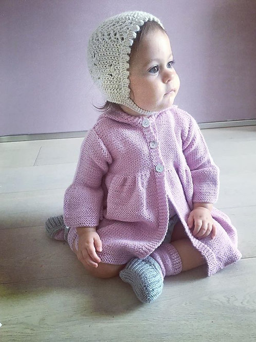 Cappotto Lilou Rose