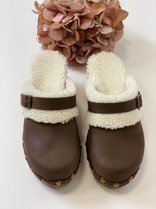 Clogs Clotilde Chocolat
