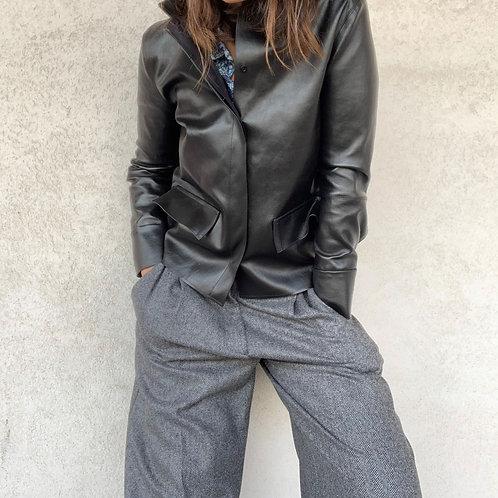 Pantalone tweed