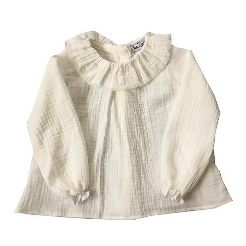 Blusa Lilou bianca