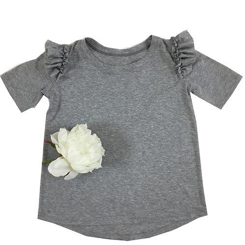 T-shirt Dalia grey