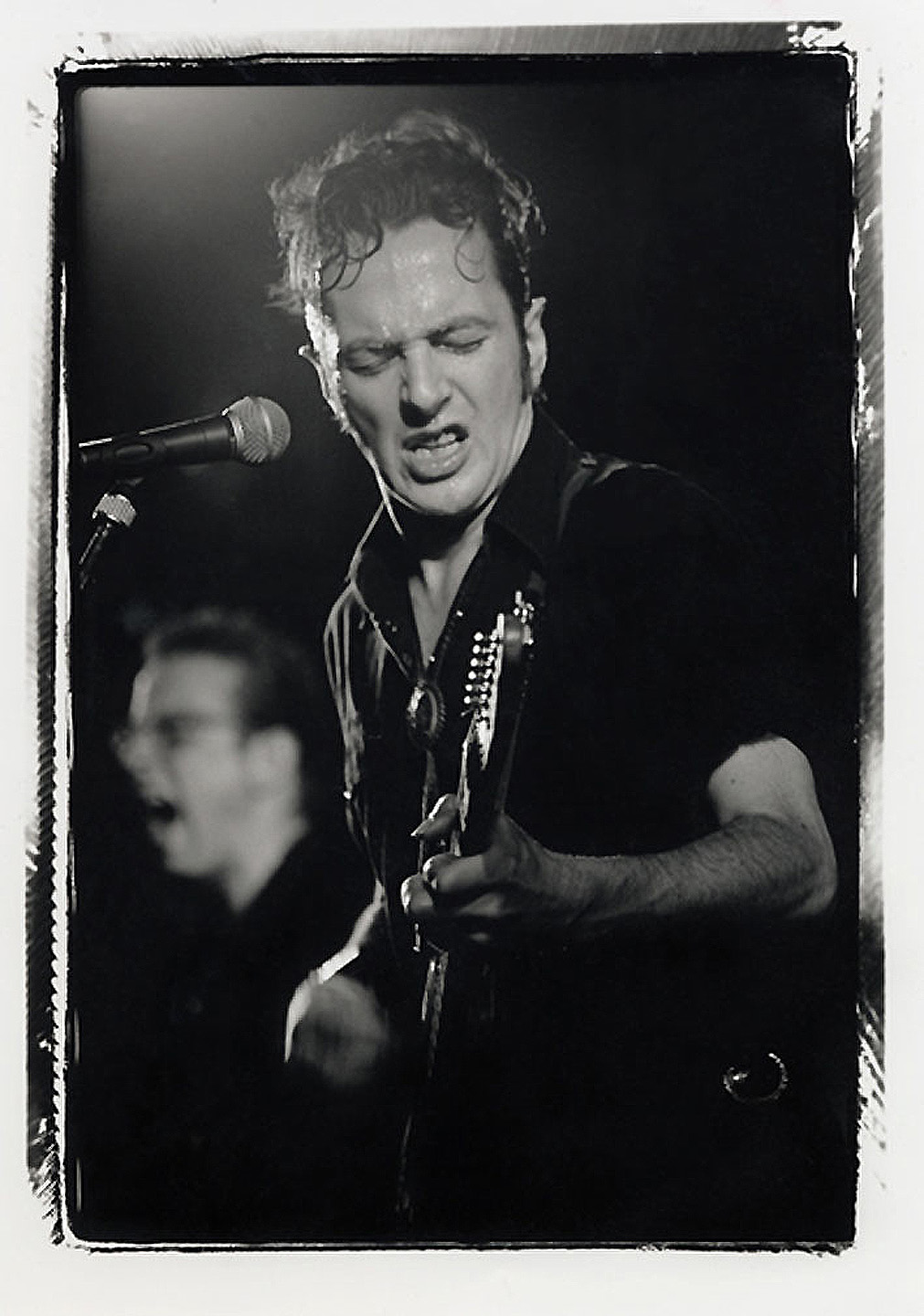 Robin Cowings Photography | Strummer