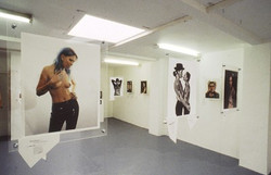 Exhibition at The Globe Gallery